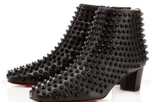 Rivet Boots / Rivet Boots - Choies Shoes