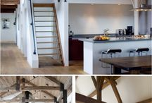cabin attic