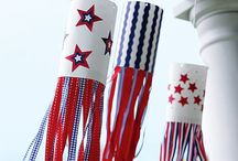 Festive Family Fourth of July Ideas / Blast off with these red, white, and blue projects, recipes, party ideas, and more that commemorate our country's birthday.  / by Parents Magazine