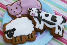 Animal cookies / Bring out your inner animal with delicious animal cookies. See our range at www.imageonfood.co.uk