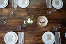 Tables / by Irene mamanotieneblog