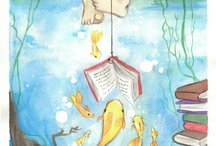 Bookish Art