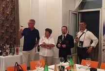 Il Ristorante dell'eccellenza / L'estro creativo dello chef stella Michelin Felice Sgarra, un palazzo del centro storico di Noci e una selezione dei migliori vini di Puglia...tutto insieme in un unica serata.