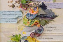 paper quilling / by Taralynn Horton