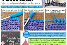 tutorial crochet