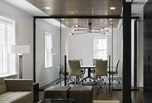 Open/Private Office Hybrid