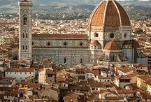 THINK about living in Florence / A Collection of Beautiful images of one of Italy's pearl: Florence and some of our apartments for sale or for rent in this great Worldwide open air museum :)
