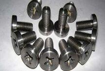 titanium fastener / titanium fastener