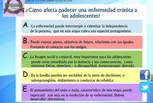 Etapa evolutiva y enfermedad / Adolescentes - Jovenes - Adultos - Psicología - Salud - Enfermedad - Pacientes crónicos