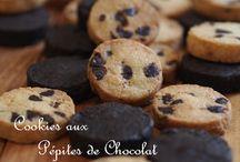チョコレートチップクッキーのレシピ参考