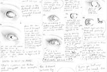 Artwork - Drawing Tutorials / by Amy Rene Nordgren