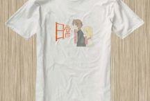 Nichijou Anime Tshirt