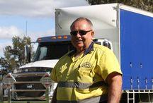 Truckies and Their Trucks