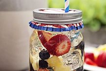 July 4th Food and Fun / Enjoy the holiday with these fabulous ideas!
