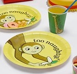 Dear Zoo Party / Dear Zoo party supplies, paper plates, novelties and Dear Zoo decorations www.FunPartySupplies.co.uk