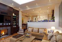 Дизайн гостинной