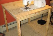 Askarteluhuone -  Sewing room