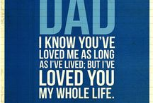 Dad. / by Samantha