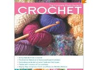 crochet: miscellaneous ideas / scrubbies, slippers, mittens, rugs, and more