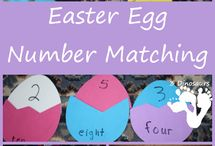 Easter Time / DIY Easter crafts and Easter Food, everything Easter