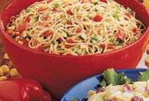 Pasta Salad Receipes