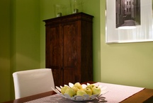 Staged Dining Rooms