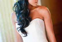 Hairstyles for wedding / by Leighton Peebles