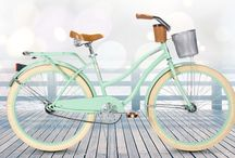 Mint Deluxe / All things deluxe, all things mint. Ride fresh with the Huffy Deluxe!