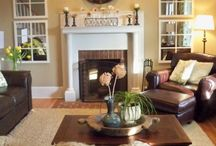 Great Room / Decorating styles, tips and ideas for living rooms, family rooms and great rooms