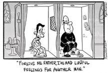 humor księża
