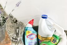 ➳ { Cleaning } Tips