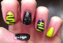 nails / by Sarah Brandt