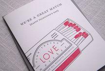 Valentines Letterpress