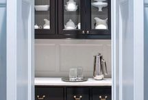 Foyer/butlers pantry