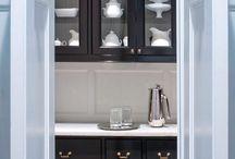 Black White and Gray Kitchens