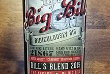 Big Bill Wine