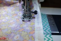 Sewing Quilt Backings