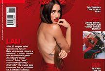 Lali & Tini / #portadas de Lali Espósito y Tini Stoessel
