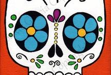 Día de los muertos / Art, desing, nails