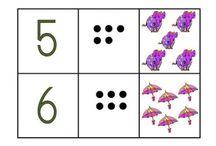 Para aprender los números ~ Imágenes Creativas