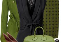 Luscious Green Fashions