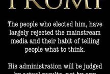 InJanuary 17 - President Trump