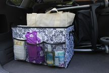 Diaper bag / by Leslie Canada
