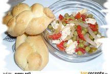 Recepty salátů