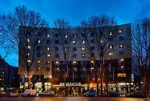 Design Detector: Generator Hostel Paris, or under the same roof with design / http://forelements.pl/generator-hostel-paris-czyli-pod-jednym-dachem-z-designem/