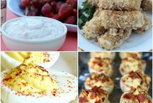 {Recipes} Appetizers