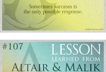 lesson's