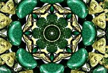 Emerald Star Inspiration / Armoura's Emerald Star necklace inspiration -jewelry