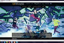 Danseskole projektet / Danseskole projektet med Glenn, Freja, Kasper og mig selv.