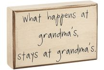 Grandparents Board